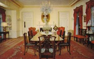 Alabama Mobile Bellingrath Gardens Banquet Room