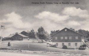 HICKORY CORNERS, Michigan, 1920s; Christian Youth Training Camp on Beautiful ...