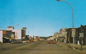 Third Street: Heart of the Business District, Quebec, Canada, 40-60s