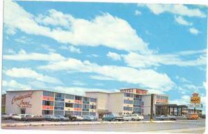 Continental Inns of America Main & Shelby Sts Nashville TN