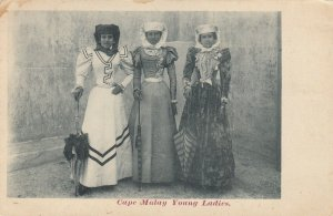 Cape Malay Young Ladies , Malaysia , 1901-07
