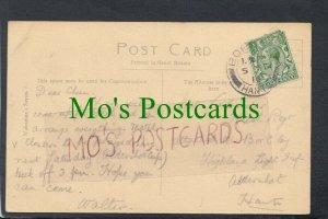 Genealogy Postcard - Cpl Verlander, Welsh Regt, Highland Light Infantry RF6295