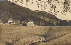 Germany Menzenschwand Schwarzwald 01.92
