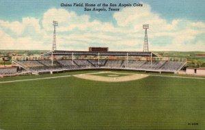 Texas San Angelo Guinn Baseball Field Home Of The San Angelo Colts Curteich