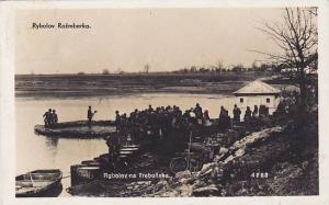 RP: Rybolov Rozmberka , Rybolov na Trebonsku, Fishermen, Czech Republic , 20-30s