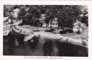 RP: T.H.Lean , Jack's Lake , APSLEY , Ontario , Canada ,30-40s