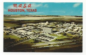 HOUSTON, Texas, 1940-60s; NASA, Architectural view , Manned Spacecraft Center