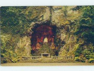 Pre-1980 MONUMENT SCENE Portland Oregon OR AE7123