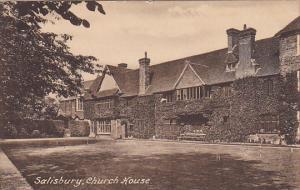England Salisbury Church House