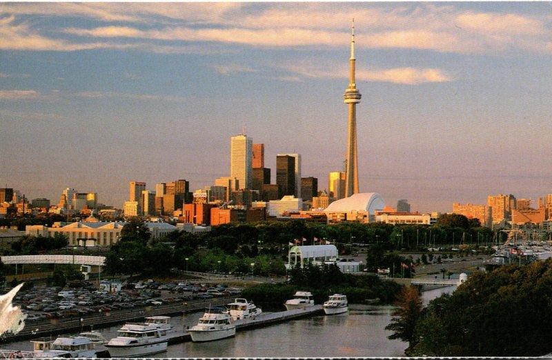 Canada Toronto Skyline 2001