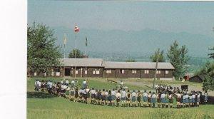 Tsoona Camp , Frasher Valley , B.C. , Canada , 1950-60s ; Girl Guides