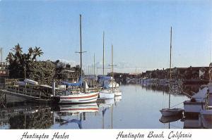 Huntington Harbor - California