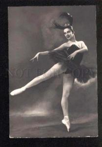 046599 MOISEEVA Russia BALLET Star old PHOTO