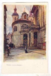 PRAHA; Kostel sv Salvatora, Czech Republic, 00-10s