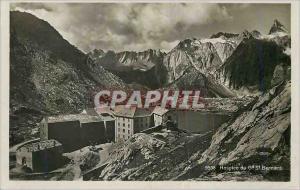 Postcard Modern Hospice du Gd St Bernard