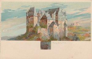 Burg Eltz a/M. , Germany , 1890s