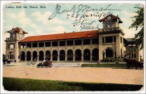 Casino, Belle Isle, Detroit MI