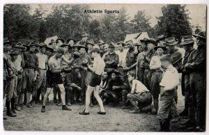 Athletic Sports, Army