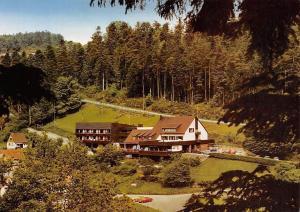 Unterreichenbach Kapfenhardt Schwarzwald Waldgasthof Hotel Muehle
