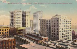 Skyscrapers as Seen From Title Guarantee Building, BIRMINGHAM, Alabama, 00-10´s