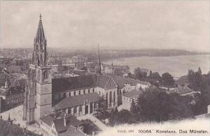 Germany Konstanz am Bodensee Das Muenster