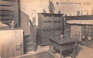 Museum Plantin Moretus Belgium Unused