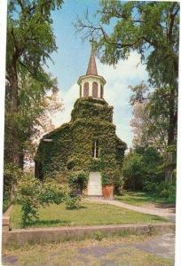 Trinity Episcopal Church, Edgefield, South Carolina, 40-60s