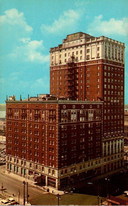 The Pick-Fort Hotel Detrroit Michigan