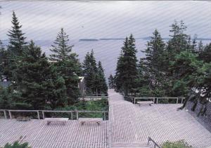 Main Deck At Haystack Mountain School Of Crafts Deer Isle Maine 1998