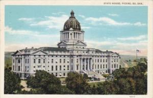 South Dakota Pierre State House 1941 Curteich