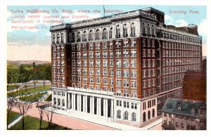 8000 PA Phil. Curtis Publishing Co. building