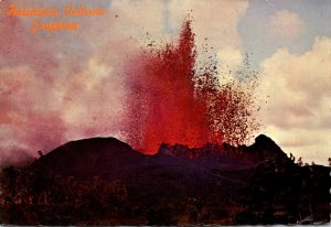 Hawaii Kapoho Volcano Eruption 16 February 1960