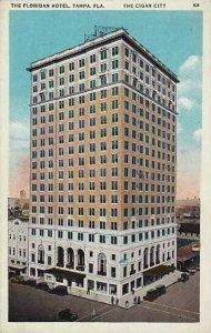Florida Tampa Floridan Hotel