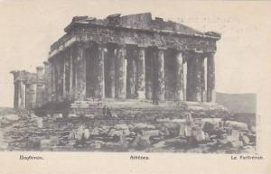 Le Parthenon, Athenes, Greece, 1900-1910s