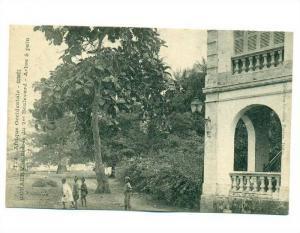 Guinee, KONAKRY - Entree bdu 2nd Boulevard - Arabe a pain, 00-10s