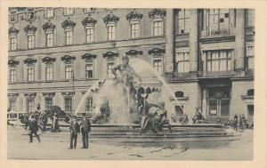 Berlin , Germany , Begas-Brunnen , PU-1912
