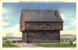 Saratoga Battlefield Bemis Heights NY Unused