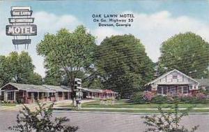 Georgia Dawson Oak Lawn Motel