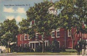 North Carolina Jacksonville Court House