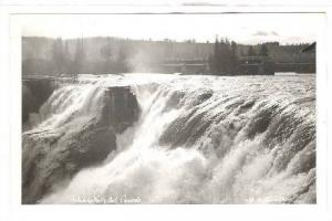 RP, Air view of the Kakabeka Falls,Ontario,Canada,20-40s
