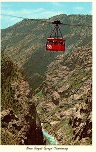 Colorado New Royal Gorge Tramway