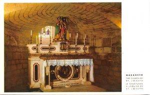 Nazareth The Church of St Joseph Israel Unused