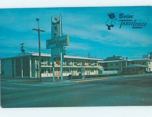 Pre-1980 TRAVELODGE MOTEL Boise Idaho ID c0516