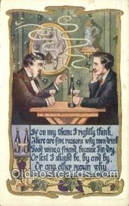 Postcard Post Cards Old Vintage Antique Postcard, Post Card