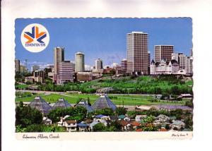 Downtown, Commonwealth Games 1978, Edmonton,  Alberta, Photo Sutton