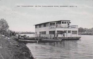 Michigan Newberry The Tahquamenon On The Tahquamenon River