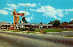 Georgia Sylvania Syl-Va-Lane Motel and Restaurant