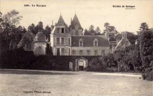 Le Kergos, Riviere De Quimper (Finistere), France, 1900-1910s