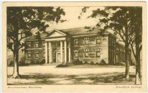Recreational Building, Guilford College, North Carolina, 1920-40s