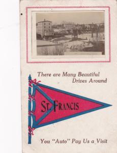 RP; SAINT FRANCIS , Minnesota , PU-1913